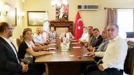 Başkan Culha'dan ATSİAD ziyareti