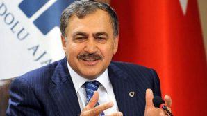 Bakan Eroğlu Hatay'da