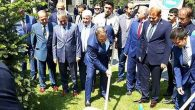 Bakan Eroğlu'nun Hatay'da Dikili ağacı var!