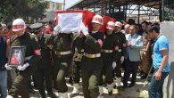 Altınözü'nde Kore Gazisine son uğurlama…