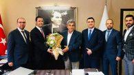 HAGİAD'dan Başkan Yaman'a ziyaret