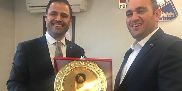 Halef-Selef başkanlar
