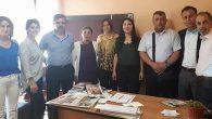 HDP Heyeti seçim gezilerinde…