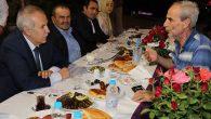 Vali Ata; huzurevi sakinleriyle iftar sofrasında