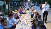 Atatürk Parkı Masaları Doldu…