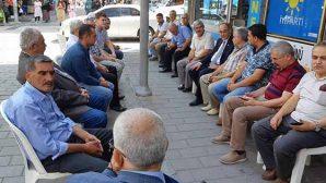 CHP'den İYİ Parti Ziyareti