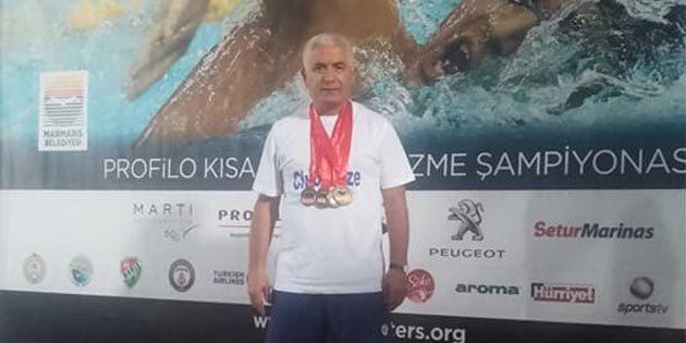 Köseoğlu Rekoru Hatay'da İlk..