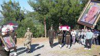 Defne'de Kore Gazisine son görev