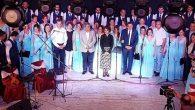 """""""Nazım Hikmet Gençlik Korosu"""" konseri:"""