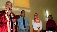 Hatay'da Müftü eliyle ilk Nikah