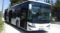 Hatay BŞB'nin otobüsleri geldi