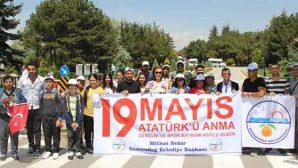 CHP'li Gençler Anıtkabir'de