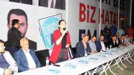 AKP'nin Antakya'da 12. Seçim Bürosu