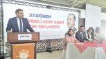 Hatay- AKP'de milletvekili aday adayları