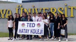 TED'de Üniversite Heyecanı