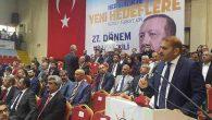 AKP'de 132 aday  temayülden geçti
