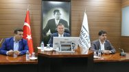 HBB meclisi toplandı …