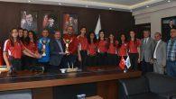 Antakya Belediyesi voleybolcuları başarısı