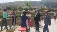 Antakya Belediyesi 4 yılda 75 dönümlük alanı  parka dönüştürdü