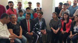 Özel'den Ali İsmail'in  Annesine Ziyaret