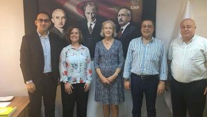 ABD Konsolosunun Hatay'da sürpriz ziyareti: CHP