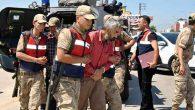 Afrin'de yakalanan teröristler Hatay'da tutuklandı …