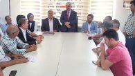 Türkoğlu Memur Sen'de