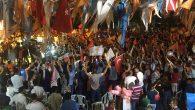 AKP'de Seçim Zaferi  Kutlaması