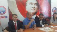 CHP'li Adaylar 2 Öğretmen Sendikasında açıkladı: