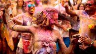 Dünya'nın en renkli festivali: