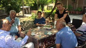 Başkan Culha'dan 'Çat-Kapı'