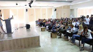 HBB personeline  'Kadına Yönelik  Şiddetle  Mücadele' eğitimi …