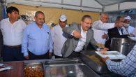 Antakya Belediyesi İftarı H.Ömer  Alpagot Mahallesinde