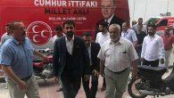 MHP İl Başkanı Adal: