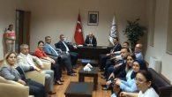 MHP'li Adaylar Ziyareti Baro'ya…