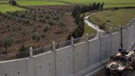 Suriye sınırındaki 711 km'lik