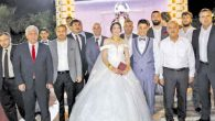 Samandağ'da iş, siyaset, bürokrasi ve  STK dünyasını buluşturan Düğün…