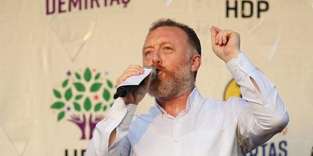 HDP Eş Başkanı Temelli  bugün Hatay'da