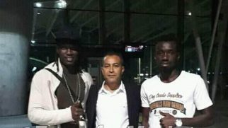 Hatayspor'a 2 yabancı  forvet futbolcu