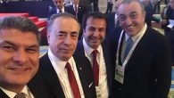 Hatayspor Heyeti  TFF Kongresi'nde