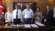 Samandağ ve Arsuz'a dev altyapı yatırımları