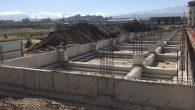 Çekmece Stadı  Yapımı Sürüyor