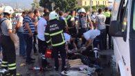 Arsuz'da kaza: 1 Ölü