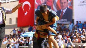 HBB; Türkiye Aba Güreşi Şampiyonasında ev sahibi …