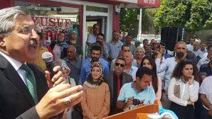 AKP'de vefa borcu