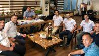 Ayhan Kara, büyük bir organizasyon için kolları sıvadı: