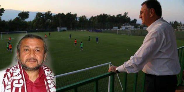 Antrenör Ayhan Kaya'dan vefa: