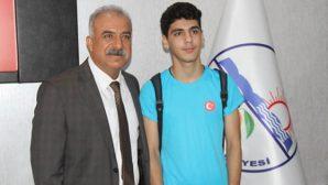 Uluslararası  Badmintonda  Samandağlı