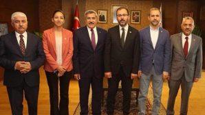 Hatay AKP'li 5 Milletvekili ziyareti