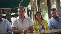 CHP Hatay İl Yönetimi'nin Önceliği